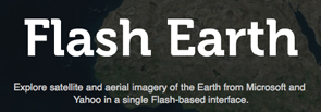 Flash Earth