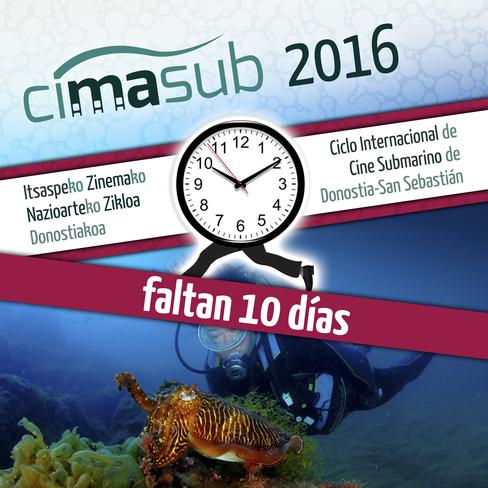 Faltan 10 días para que se cierre la entrega de nuevos trabajos al CIMASUB 2016