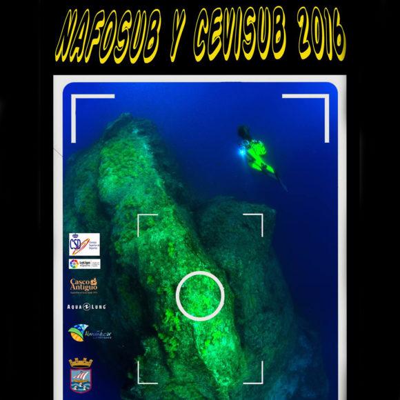 Campeonato de España NAFOSUB y CEVISUB 2016
