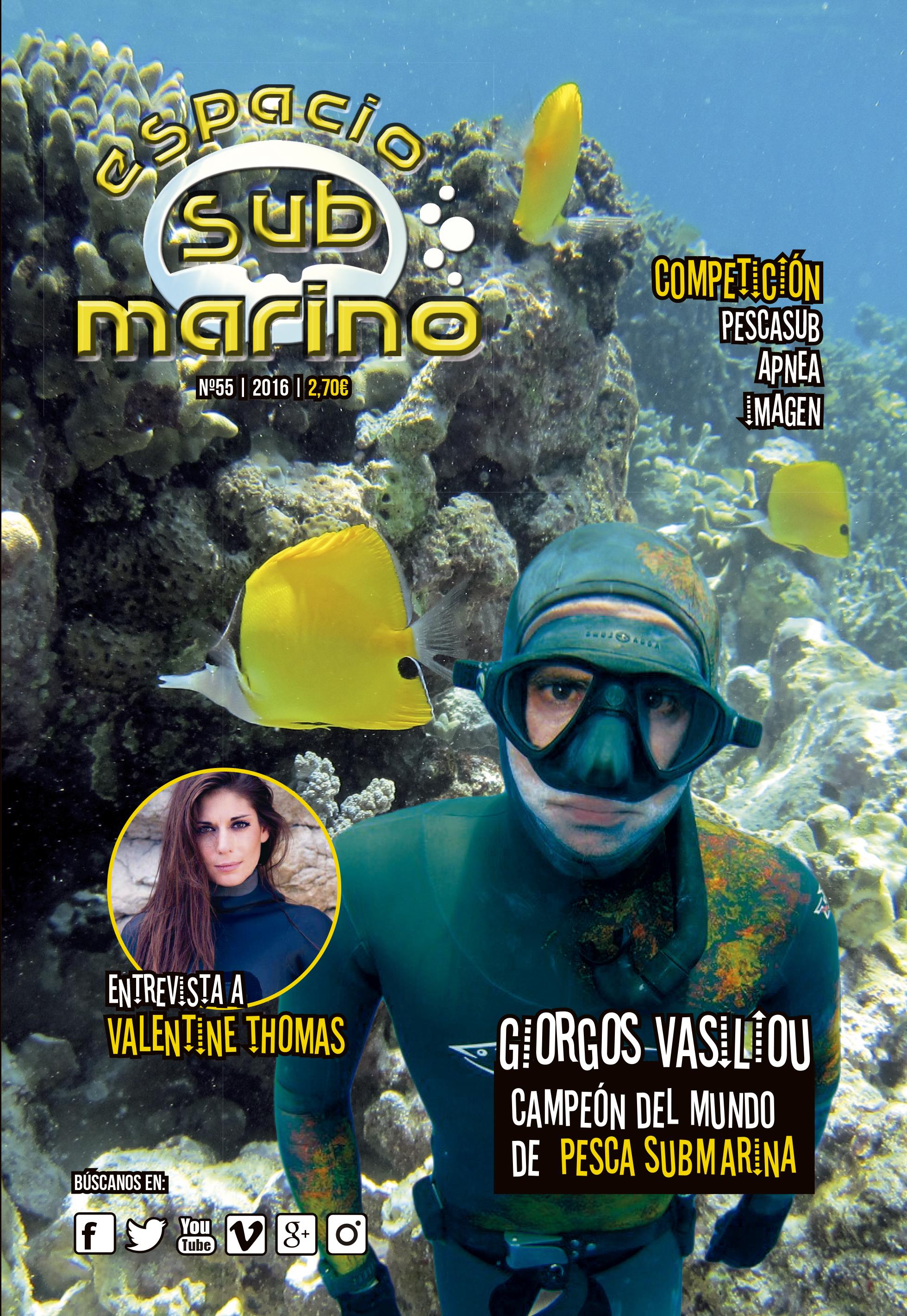 Revista Espacio Submarino