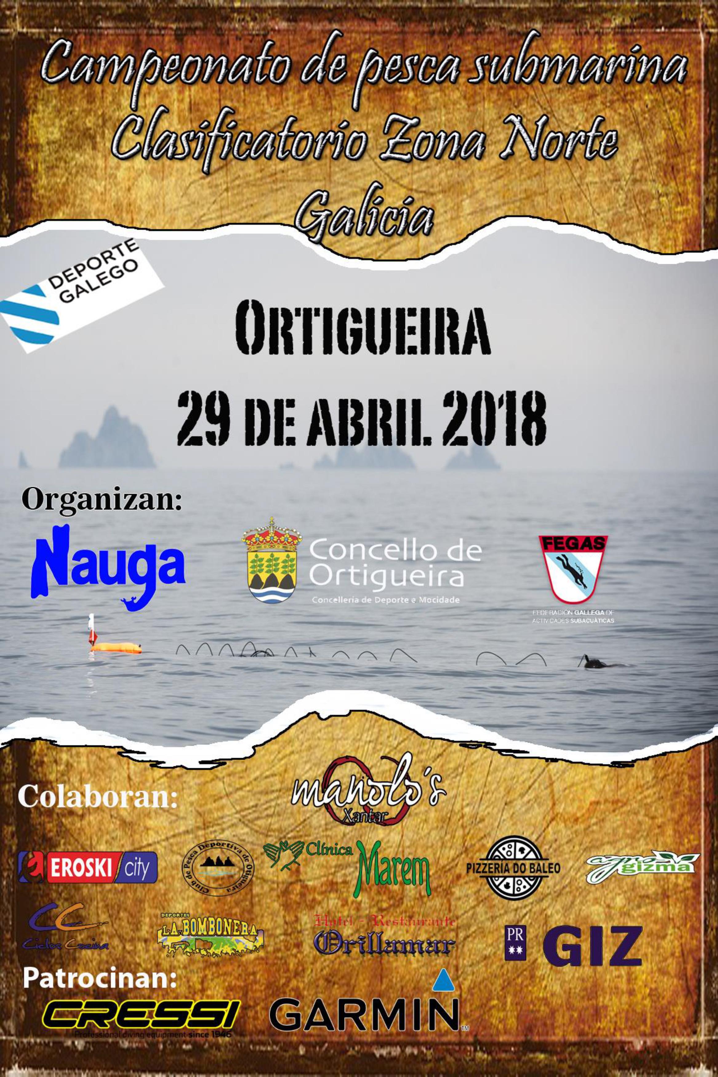 Campeonato Clasificatorio Zona Norte de Pesca Submarina