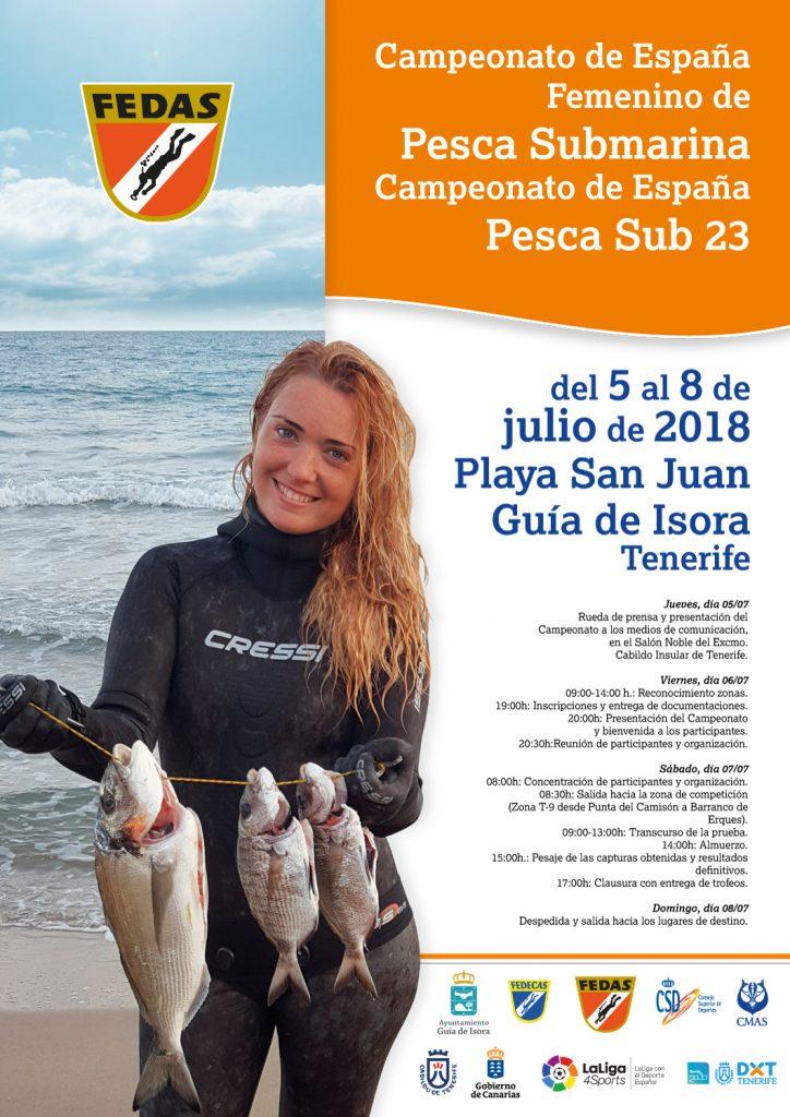 Campeonato de España Femenino de Pesca Submarina