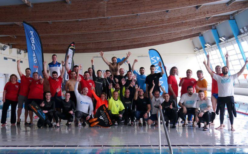 Sotavento Campeonato Gallego de Apnea Indoor
