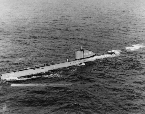 Submarino nazi encontrado por investigadores del Sea War Museum Jutland